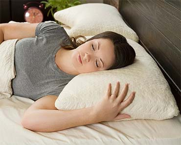 Shredded Memory Foam Pillows