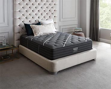 Beautyrest Silver Mattress Set