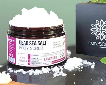 Peppermint Body Scrubs