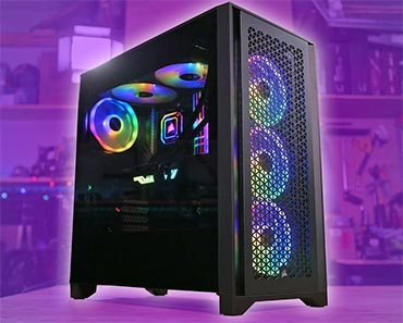 NVIDIA GeForce Gaming PC