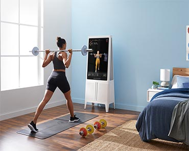 Tonal Smartest Home Gym