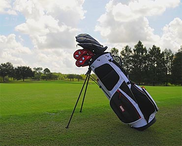 Marvel Golf Bag Giveaway