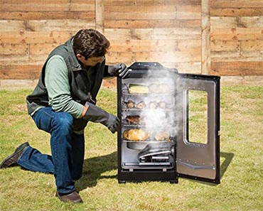 Masterbuilt Bluetooth Electric Smoker