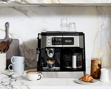 De'Longhi All in One Espresso and Coffee Maker